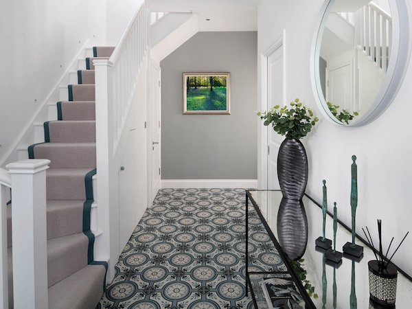 Residential decorating East London